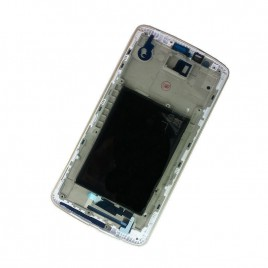 White Mid Frame Bezel for LG G3