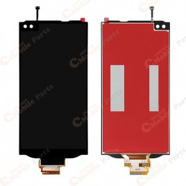 LG V10 LCD Assembly without Frame - Black