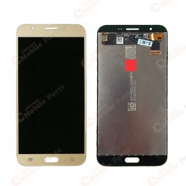 Galaxy J7 Prime LCD Assembly Without Frame - Gold