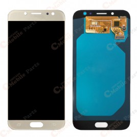 Galaxy J7 Pro LCD Assembly Without Frame (Aftermarket. TFT LCD) - Gold