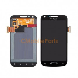 Galaxy S2 LCD Assembly Without Frame – Black