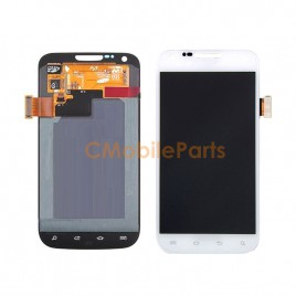 Galaxy S2 LCD Assembly Without Frame – White