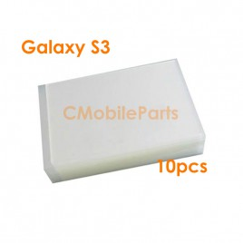 OCA LCD Tape for Galaxy S3 (10 Set)