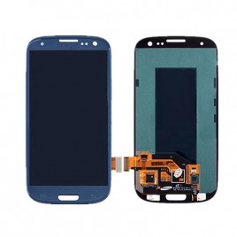 Galaxy S3 LCD Assembly Without Frame (GSM) – Blue