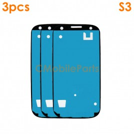 Galaxy S3 Front Housing Adhesive/Tape (3 Set)