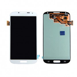 Galaxy S4 LCD Assembly Without Frame – White