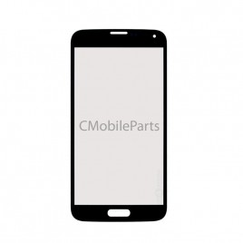 Galaxy S5 Front Glass Lens - Black