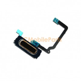 Galaxy S5 Home Button Flex Cable - Gold