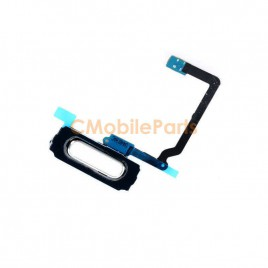 Galaxy S5 Home Button Flex Cable - White