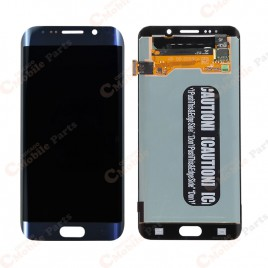 Galaxy S6 Edge Plus LCD Assembly Without Frame – Black Sapphire