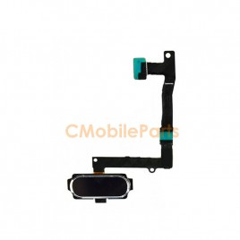 Galaxy S6 Edge Plus Home Button Flex Cable - Black