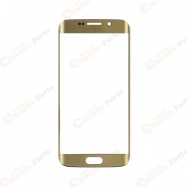 Galaxy S6 Edge Plus Front Glass Lens - Gold Platinum