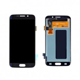 Galaxy S6 Edge LCD Assembly Without Frame – Black Sapphire