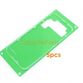 Galaxy S6 Back Cover Battery Door Adhesive (5 Set)