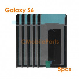 Galaxy S6 Back LCD Adhesive/Tape (5 Set)