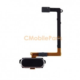 Galaxy S6 Home Button Flex Cable - Black