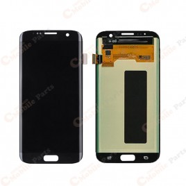 Galaxy S7 Edge LCD Assembly Without Frame – Black Onyx