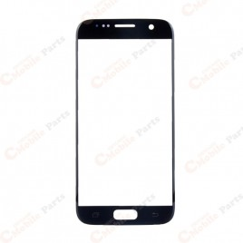 Galaxy S7 Front Glass Lens - Black Onyx