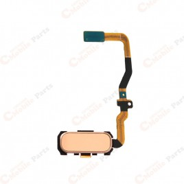 Galaxy S7 Home Button Flex Cable - Gold Platinum