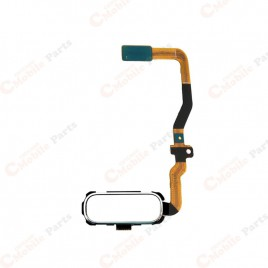Galaxy S7 Home Button Flex Cable - White Pearl