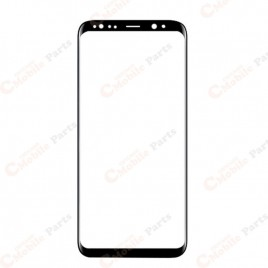 Galaxy S8 Plus Front Glass Lens - Midnight Black