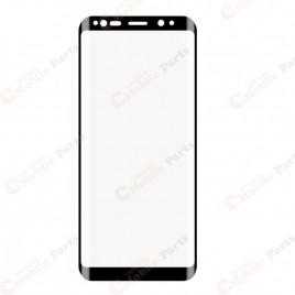 Galaxy S9 Plus Front Glass Lens - Midnight Black