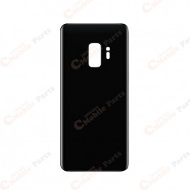 Galaxy S9 Back Cover Glass - Midnight Black