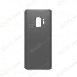Galaxy S9 Back Cover Glass - Titanium Gray