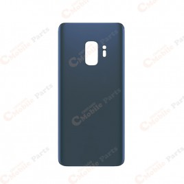 Galaxy S9 Back Cover Glass - Deep Ocean Blue