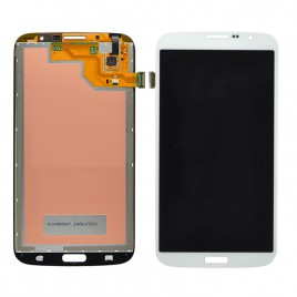 Galaxy Mega 6.3 LCD Screen Assembly Without Frame - White