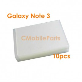OCA LCD Tape for Galaxy Note 3 (10 Set)