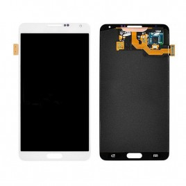 Galaxy Note 3 LCD Assembly Without Frame – White