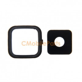 Galaxy Note Edge Back Camera Lens Cover - Black