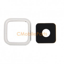 Galaxy Note Edge Back Camera Lens Cover - White