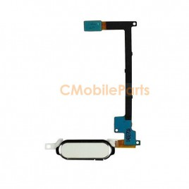 Galaxy Note 4 Home Button Flex Cable - White