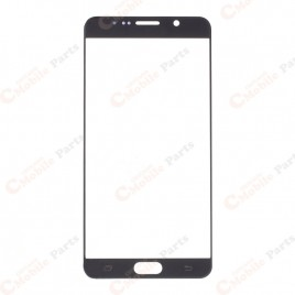 Galaxy Note 5 Front Glass Lens - Black Sapphire