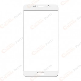 Galaxy Note 5 Front Glass Lens - White Pearl