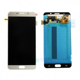 Galaxy Note 5 LCD Assembly Without Frame – Gold Platinum