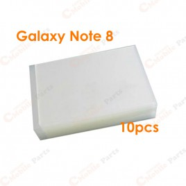 OCA LCD Tape for Galaxy Note 8 (10 Set)