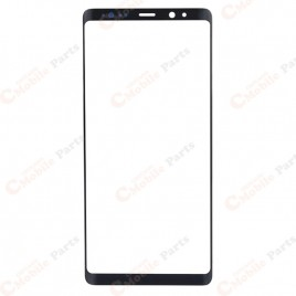 Galaxy Note 8 Front Glass Lens - Midnight Black