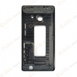 Galaxy Note 8 Mid Frame Without Small Parts - Black