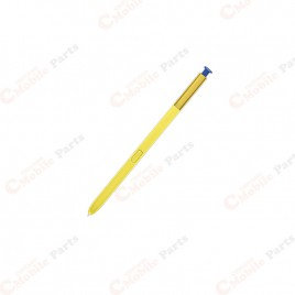 Galaxy Note 9 Stylus Pen Without Bluetooth - Yellow (Ocean Blue)