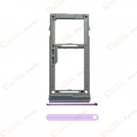 Galaxy Note 9 Sim Card Tray - Lavender Purple