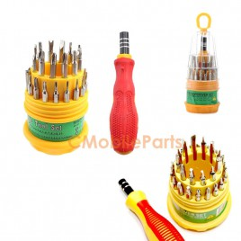 31 in1 Professional Pocket Screwdriver Set