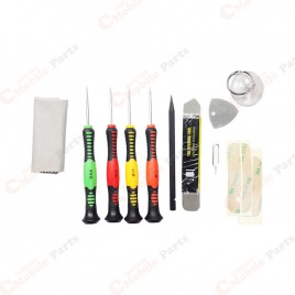6 in 1 Screwdriver and Opening Tool Kit (Includes Tri-Point Y-Shape Screwdriver)
