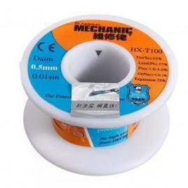 "MECHANIC Soldering Wire (0.5mm / 0.02"")"