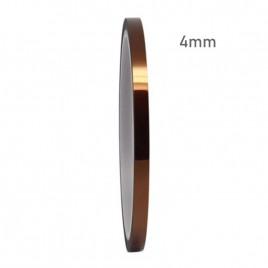 "High Temperature Heat Resistant Kapton Tape (4mm / 0.16"")"