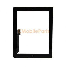 iPad 4 Touch Screen Digitizer - Black