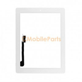 iPad 4 Touch Screen Digitizer - White
