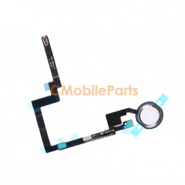 iPad Mini 3 Home Button Flex Cable - Silver